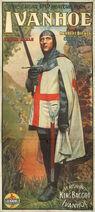Ivanhoe-Baggot-1913-Poster