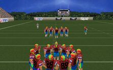Ncaa football 2001 screen saver