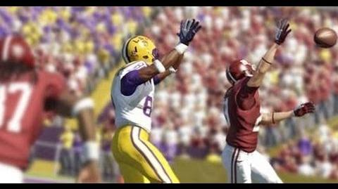 2012 BCS National Championship Sim