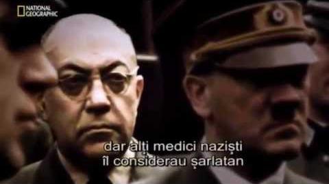 Personaje ale nazismului Pacientul Hitler