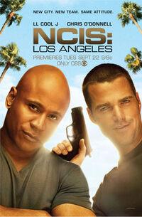NCIS L.A. Staffel 1