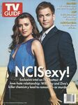 Tony and Ziva TV Guide Magazine Cover (1)