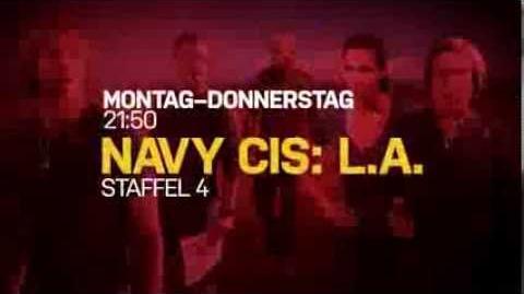 Trailer - Navy CIS L.A