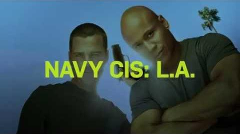 Navy CIS L A Trailer