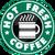 Logo Hot Fresh Coffee