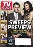 Tony and Ziva TV Guide Magazine Cover (2)