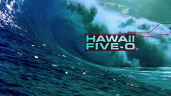 Hawaii Five-0 2010 Logo