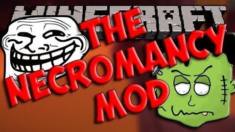 Minecraft Mods Episode 773 NECROMANCY iPodmail 1.4.5