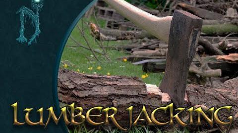 Necronia - Lumberjacking Guide