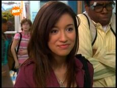 Christian Serratos as Winter in Nick