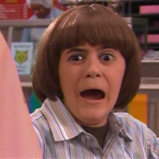 Coconut Head is usually screaming in terror