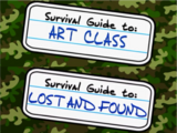 Guide to: Art Class and Lost & Found