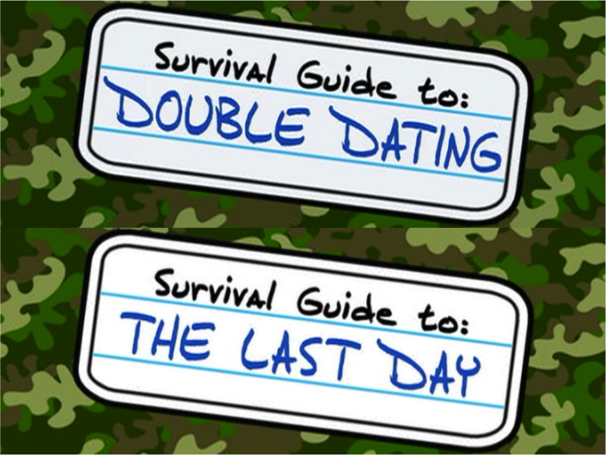 guide to double dating and the last day