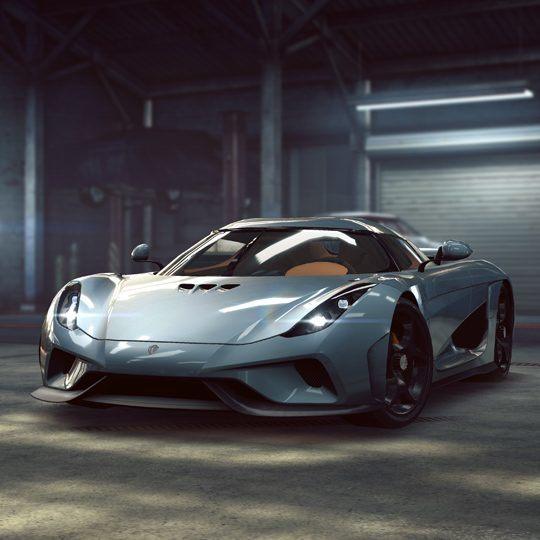 Koenigsegg Regera | Need for Speed No Limits Wiki | FANDOM ...