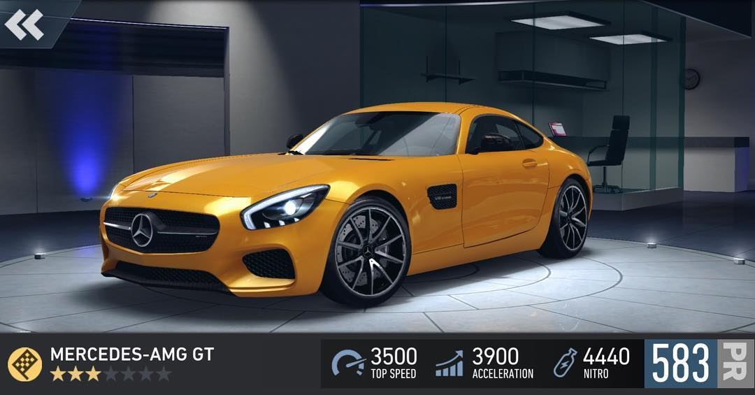 Mercedes-AMG GT | Need for Speed No Limits Wiki | FANDOM