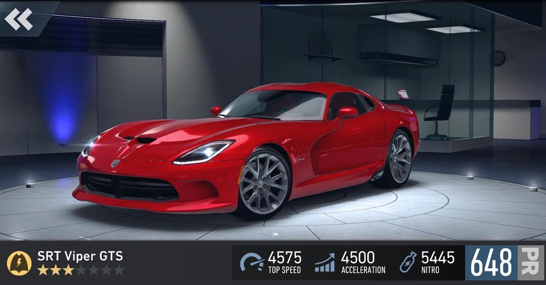 SRT Viper GTS | Need for Speed No Limits Wiki | FANDOM