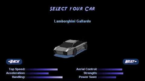 New Lamborghini Gallardo (Superleggera)