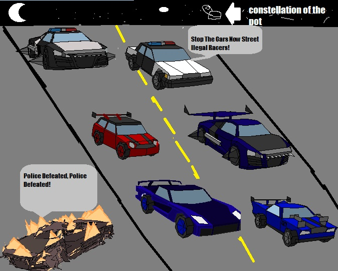 Extreme Chase Of Illegal Street Racing Need For Madness Car Seriesjpeg