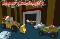 Car merry christamas 54321 10