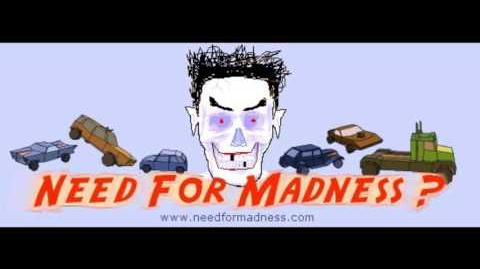 -Need For Madness HQ Soundtrack- Original- Stage Select (Normal Pitch Version)