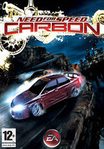 NFS Carbon - Cover