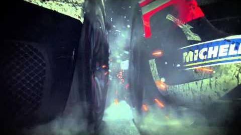 Need for Speed Shift 2 Unleashed - Первый трейлер