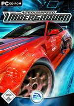 NFS Underground - Cover