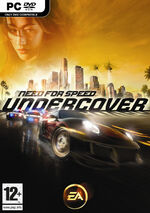 Nfs undercover - boxart pc