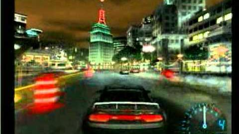 Need for Speed Underground Announcement Trailer