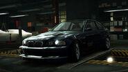 NFSW BMW M3 GTR E46 Rental