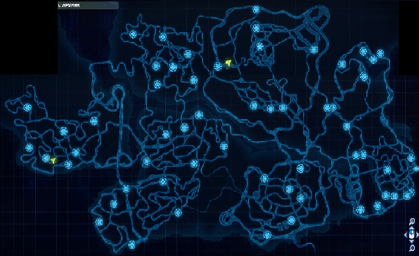 Cooldown Spot Map Need For Speed World Wiki FANDOM Powered By Wikia - I need a world map
