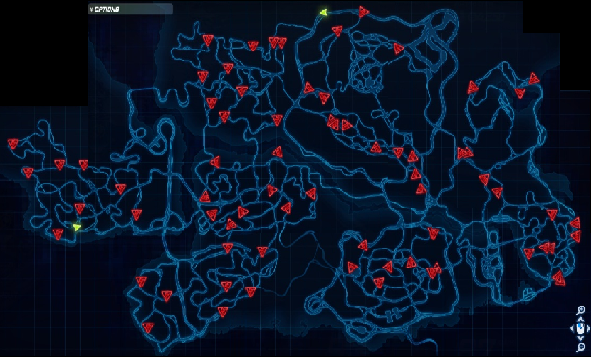 Pursuit Breaker Map Need For Speed World Wiki FANDOM Powered By - I need a world map