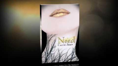 NEED book trailer