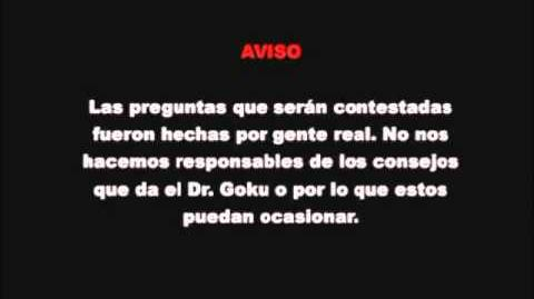 Intro original del Dr Goku