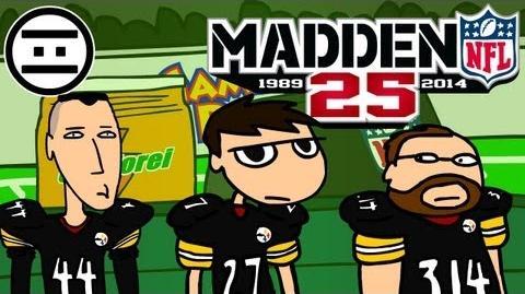 Negas-MADDEN 25