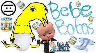 Niño Rata - 58 - Bebe Babas ( NEGAS)