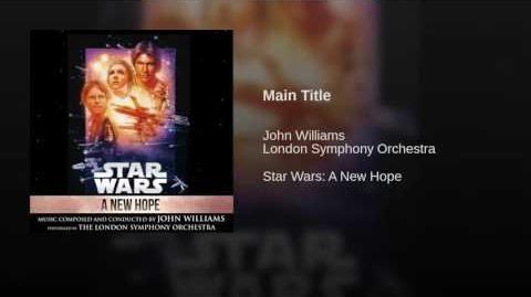 Luciano Martinez xl/Star Wars Theme