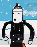 Lataman traje de invierno
