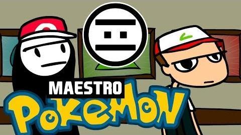 Negas-Maestro Pokemon