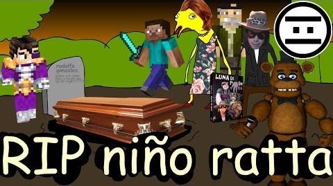 Niño Rata - 06 - La Muerte - El Homunculo