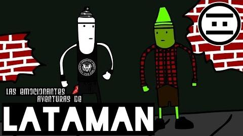 LATAMAN - 02 - Amos a Rayar