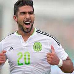 Con la Selección Mexicana