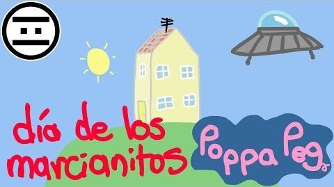Poppa Peg 9 - Dia de los Marcianitos