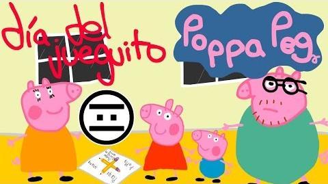 Poppa Peg 5 - Día del Jueguito