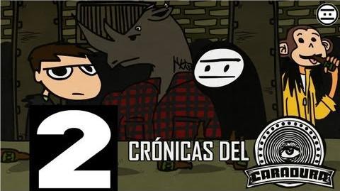Negas-Crónicas del Caradura 2