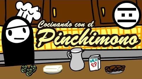 Pinchimono-Cocinando