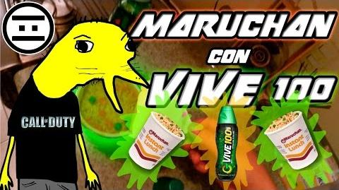 NIÑO RATA - Maruchan con Vive100