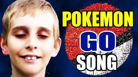 Luciano Martinez xl/Pokemon GO Song
