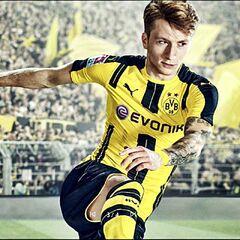 Portada del FIFA 17