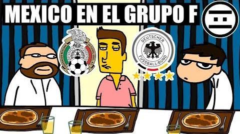 DON MAKILA - México en el GRUPO F